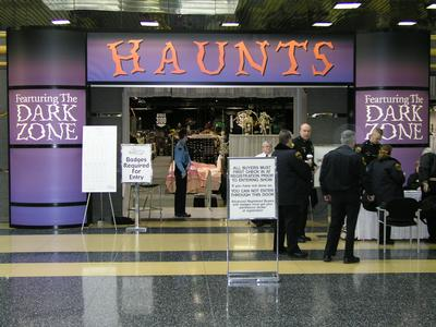 2004 Transworld Haunter Section - Entrance to Transworld's Haunter Section - Picture