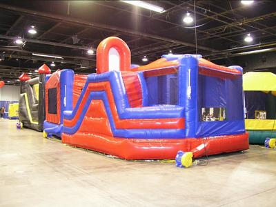2004 Transworld Inflatable Zone - Inflatable - Picture