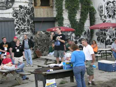 2004 Midwest Haunter\'s Convention - Dead Acres Haunted House Tour - Picture