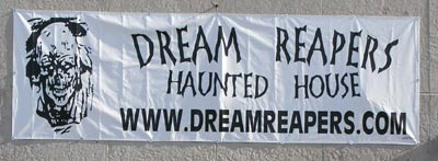 Dream Reapers Haunted House - Melrose Park Illinois (Chicago)