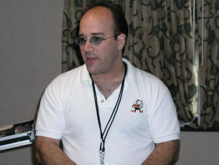 2005 Midwest Haunters Convention - Working with Gelatin Seminar - Presented by Jeff Glatzer - Picture