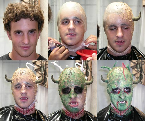 2005 Midwest Haunters Convention - Monster Make-up Wars - Picture