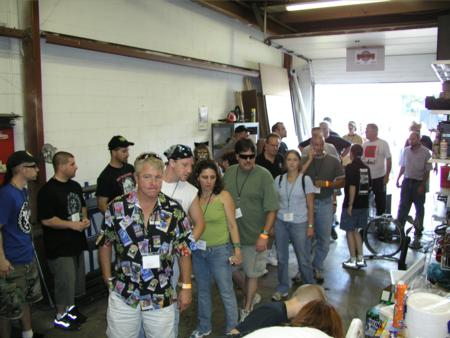 2005 Midwest Haunters Convention - Trip to Scareparts - Picture