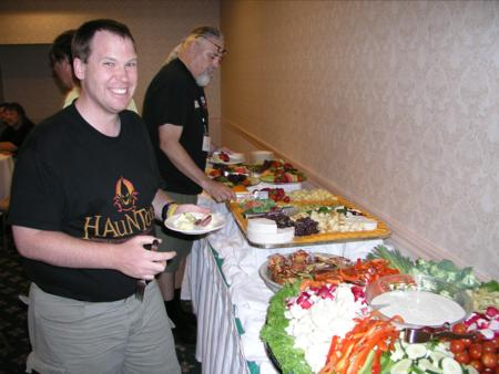 2005 Midwest Haunters Convention - Transworld Meeting - Free Food ! - Picture