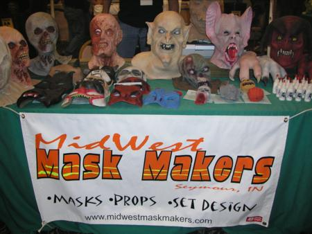 2005 Midwest Haunters Convention - Midwest Mask Makers - Picture