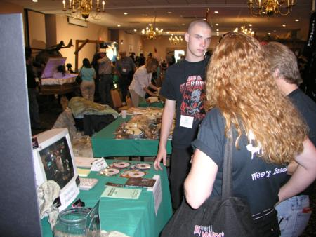 2005 Midwest Haunters Convention - Steve Kristof - Doomsday Productions - Picture