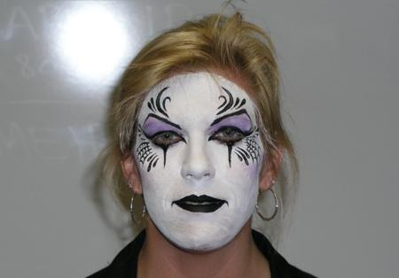 2005 Midwest Haunters Convention - Wolfe Brothers Make-up Seminar - Picture