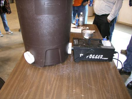2005 Spider Hill Seminars - Making a Fog Chiller - Picture