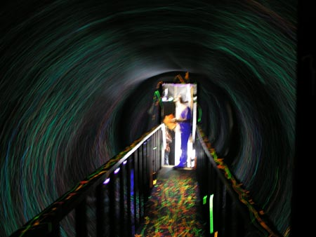 2005 Spider Hill Seminars - Vortex Tunnel - Picture