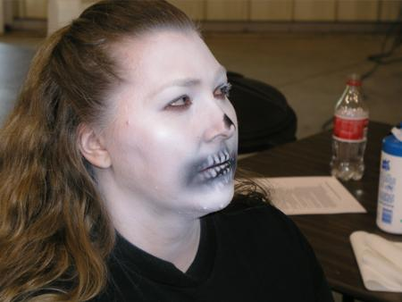 2005 Spider Hill Seminars - Airbrush Make-up - Picture