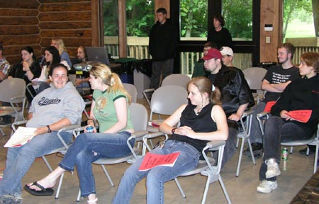 2005 Trail of Screams Seminars -  - Picture