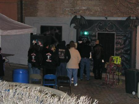 Basement of the Dead Haunted House -  - Picture