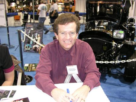 Celebrities at the 2005 Transworld Show - Butch Patrick (Eddie Munster) - Picture
