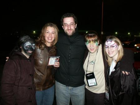 Dream Reapers Haunted House - Dustin Diamond -  Screech (Saved By The Bell) - Picture