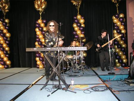 2005 Transworld Fantasy Fashion Show - Ari Lehman - Original Jason Voorhees - Picture
