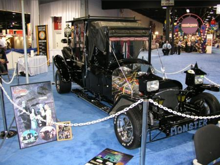 Misc. Transworld Pictures - Munster Coach - Picture