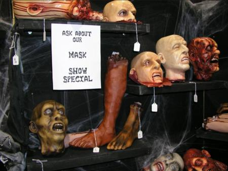 2005 Transworld Halloween Section - Alarming Products - Picture