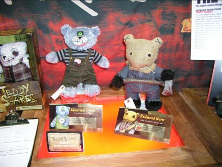2005 Transworld Halloween Section - Teddy Scares - Picture