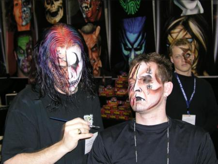 2005 Transworld Halloween Section - Wolfe Brothers Face Art and FX - Picture