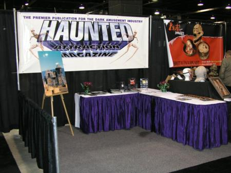 2005 Transworld Haunter Section - Haunted Attraction Magazine - Picture
