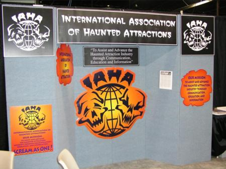 2005 Transworld Haunter Section - IAHA - Picture