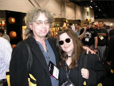 2005 Transworld Haunter Gallery - Michael and Tamara Hedstrom - Hedstorm Productions (East Peoria Illinois) - Picture