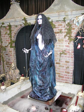2005 Transworld  Products - LaFond FX - Weeping Widow Fountain - Picture