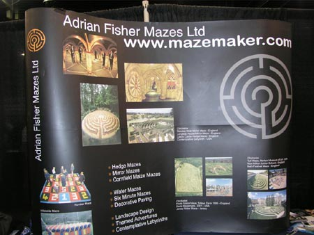 2005 Transworld  Products - Adrian Fischer Mazes - Picture