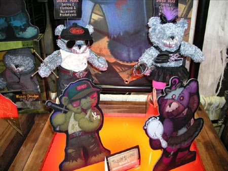 2005 Transworld  Products - Teddy Scares - Picture