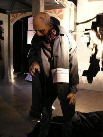 Transworld's Dark Zone - The ScareFactory - Picture