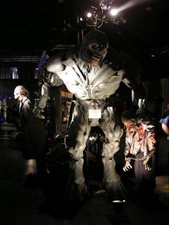 Transworld\'s Dark Zone - The ScareFactory - Picture