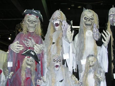 Transworld Halloween Section -  - Picture