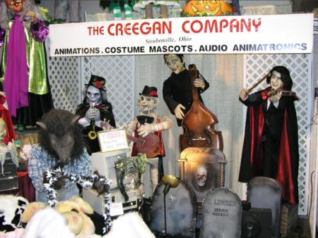 Transworld Halloween Section - The Creegan Company - Picture