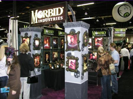 Transworld Halloween Section - Morbid Industries - Picture