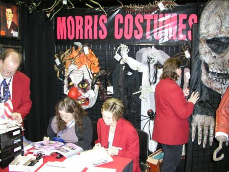Transworld Halloween Section - Morris Costumes - Picture