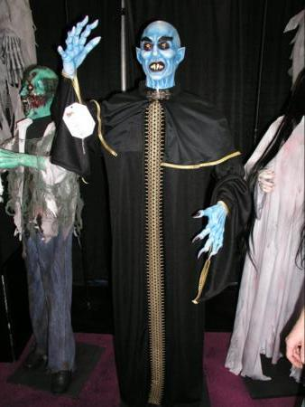 Transworld Halloween Section - Prop Masters - Picture