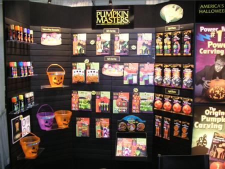 Transworld Halloween Section - Pumpkin Masters - Picture