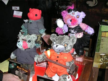 Transworld Halloween Section - Teddy Scares - Picture