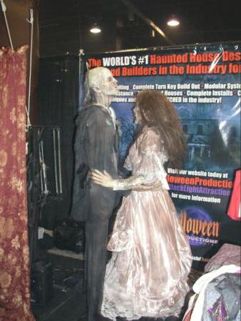 Transworld Haunter Section - Halloween Productions - Picture