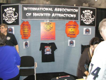 Transworld Haunter Section - International Association of Haunted Attractions (IAHA) - Picture