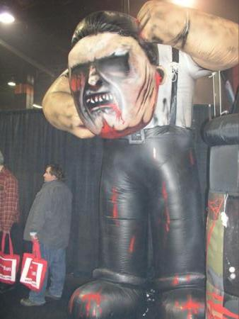Transworld Haunter Section - Inflatable Design Group - Picture