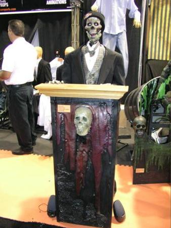 Transworld Haunter Section - Scare Parts - Picture