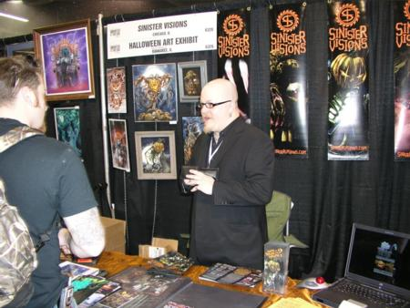 Transworld Haunter Section - Sinister Visions - Picture