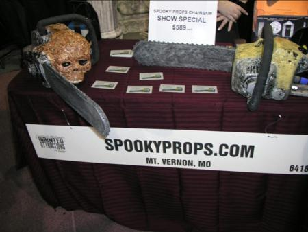 Transworld Haunter Section - Spooky Props - Picture