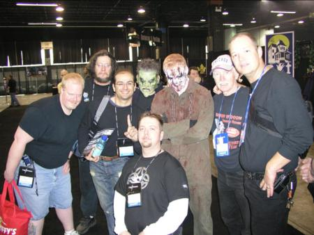 People at Transworld - Dungeon of Doom (Grayslake IL) - Picture