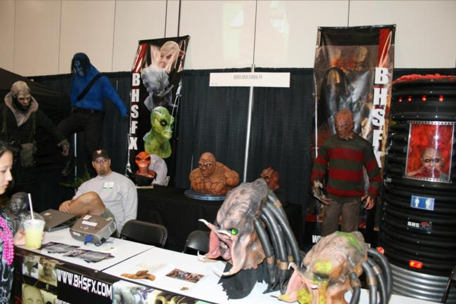 2008 Midwest Haunters Convention - Berea High School FX - Picture