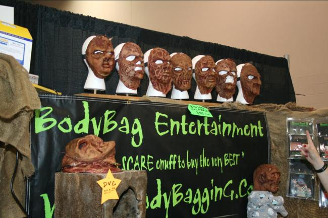 2008 Midwest Haunters Convention - Bodybag Entertainment - Picture