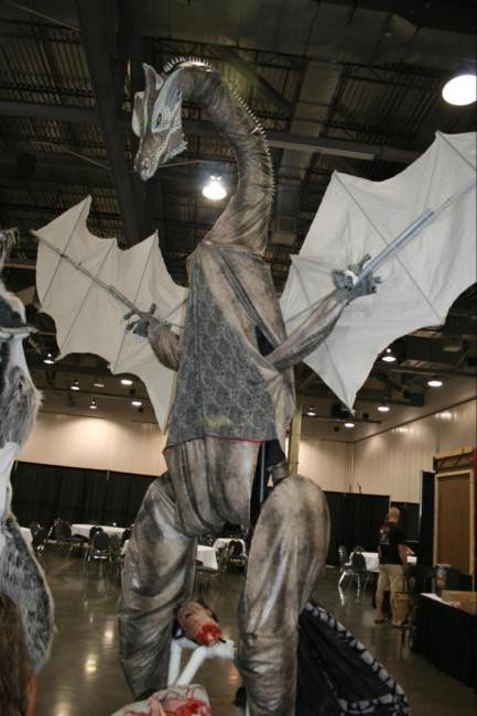2008 Midwest Haunters Convention - Chips Creations - Picture