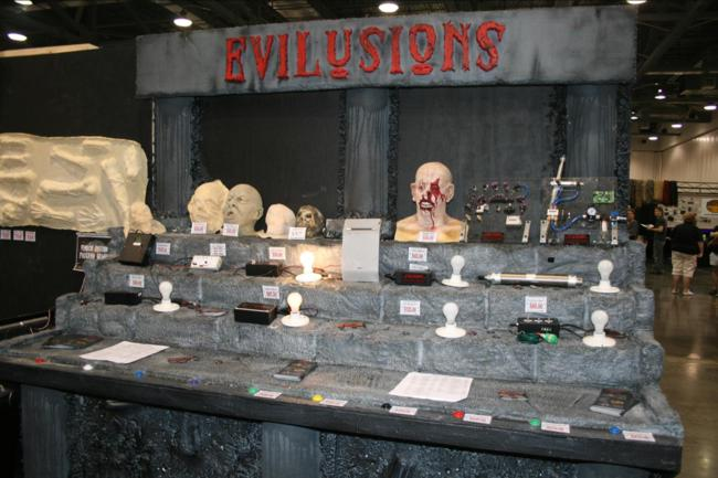 2008 Midwest Haunters Convention - Evilusions - Picture