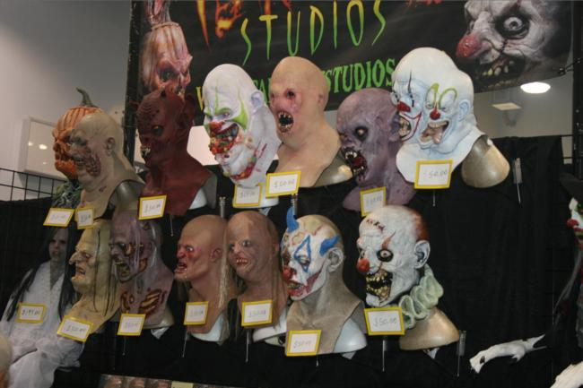 2008 Midwest Haunters Convention - Fearscape Studios - Picture